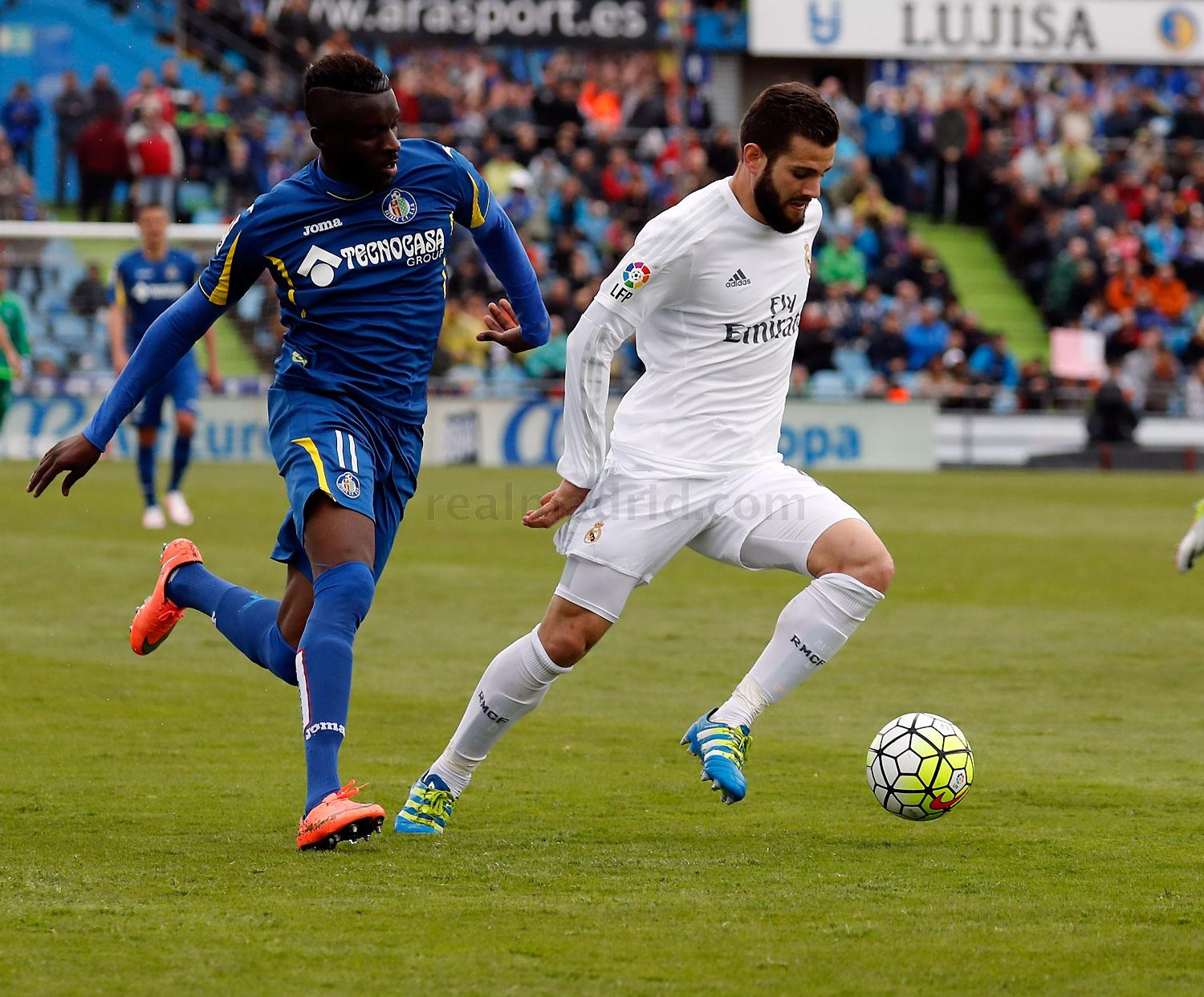 Real Madrid - Getafe - Real Madrid - 16-04-2016