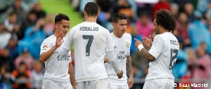 1-5: Goal fest in Getafe to go one point off the top