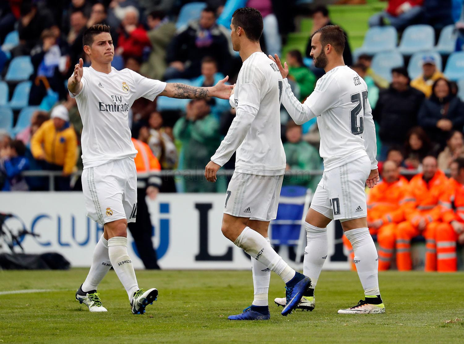 Real Madrid - Getafe - Real Madrid - 17-04-2016