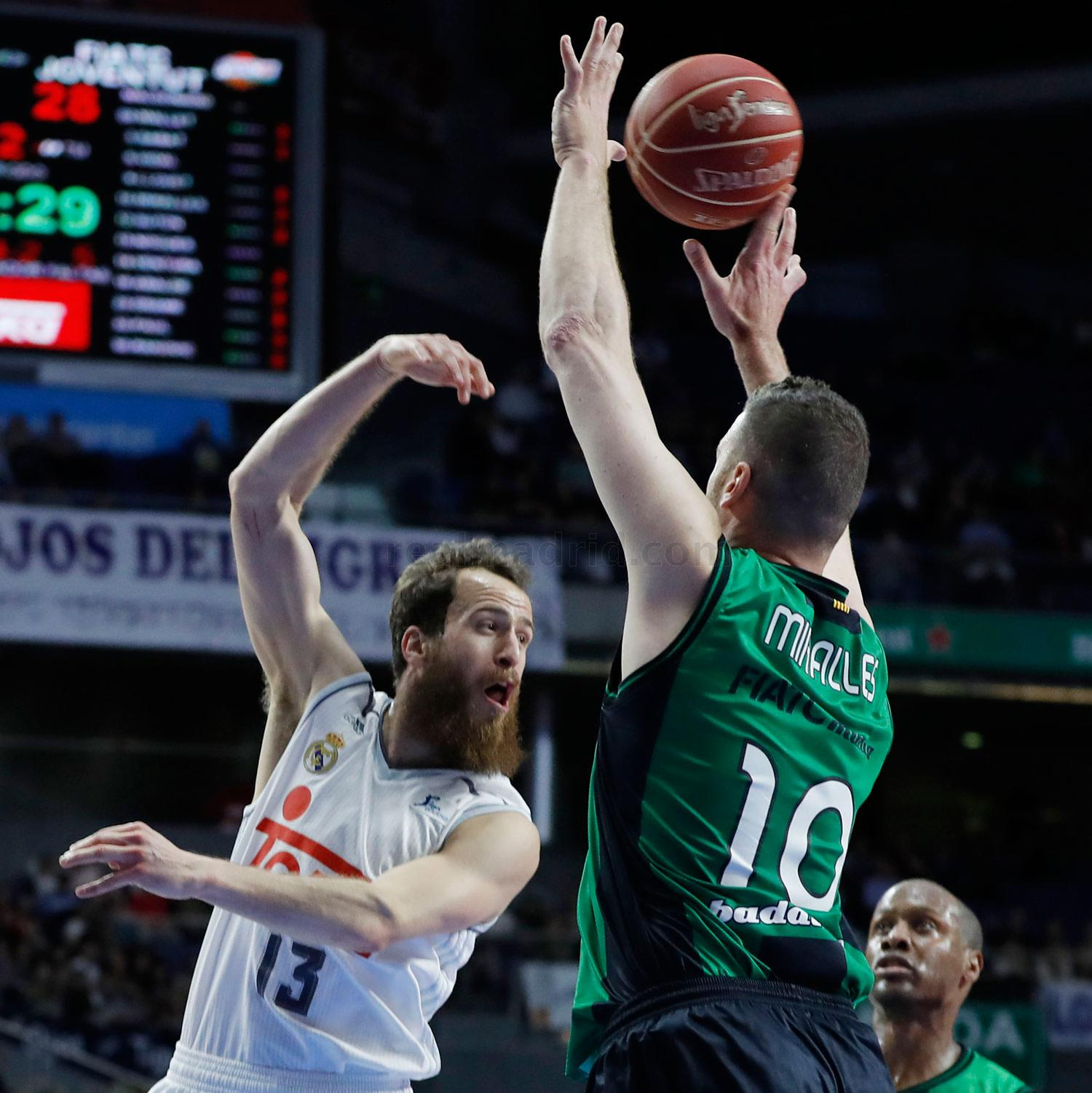 Real Madrid - Real Madrid - Fiatc Joventut - 17-04-2016