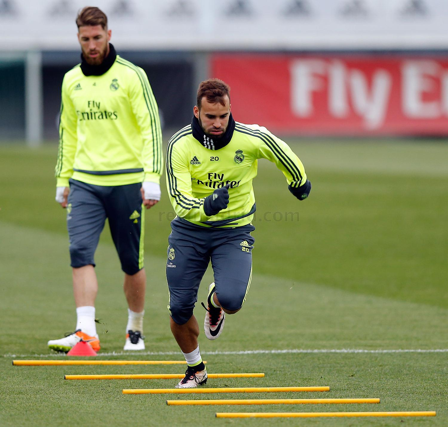 Real Madrid - Entrenamiento del Real Madrid - 19-04-2016
