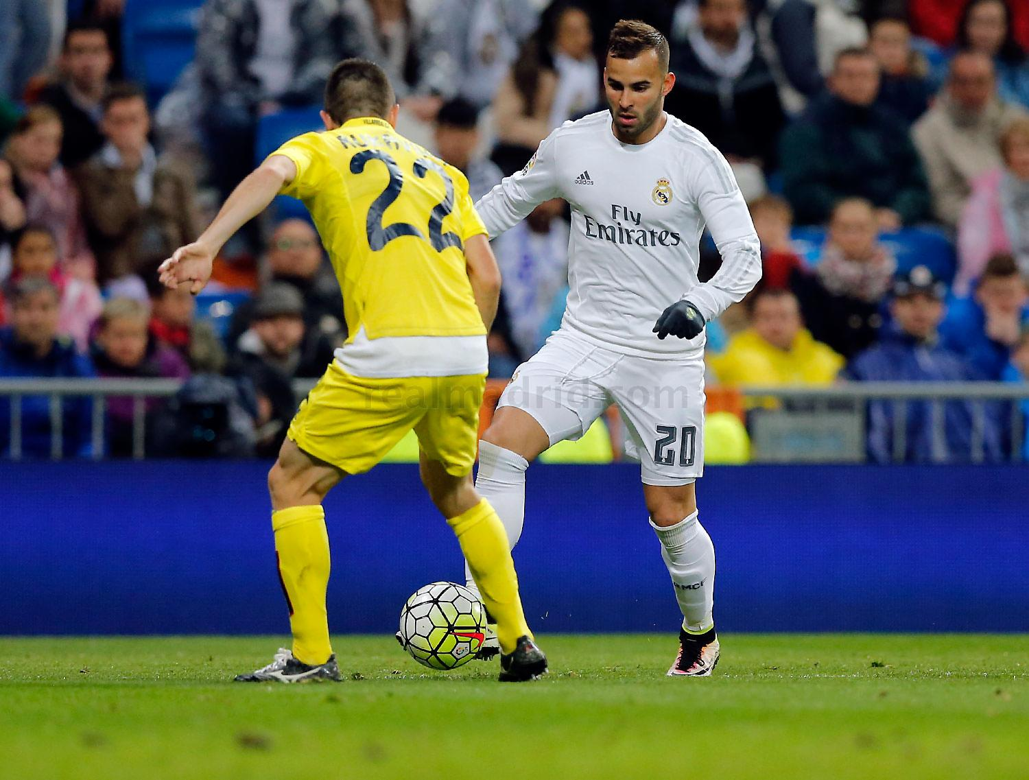 Real Madrid - Real Madrid - Villarreal - 21-04-2016