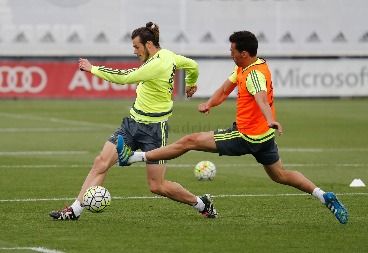 Real Madrid - Entrenamiento del Real Madrid - 22-04-2016