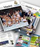 Recibe la revista Hala Madrid