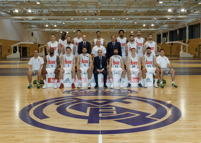 real madrid basketball team 39 s official 2015 16 season. Black Bedroom Furniture Sets. Home Design Ideas