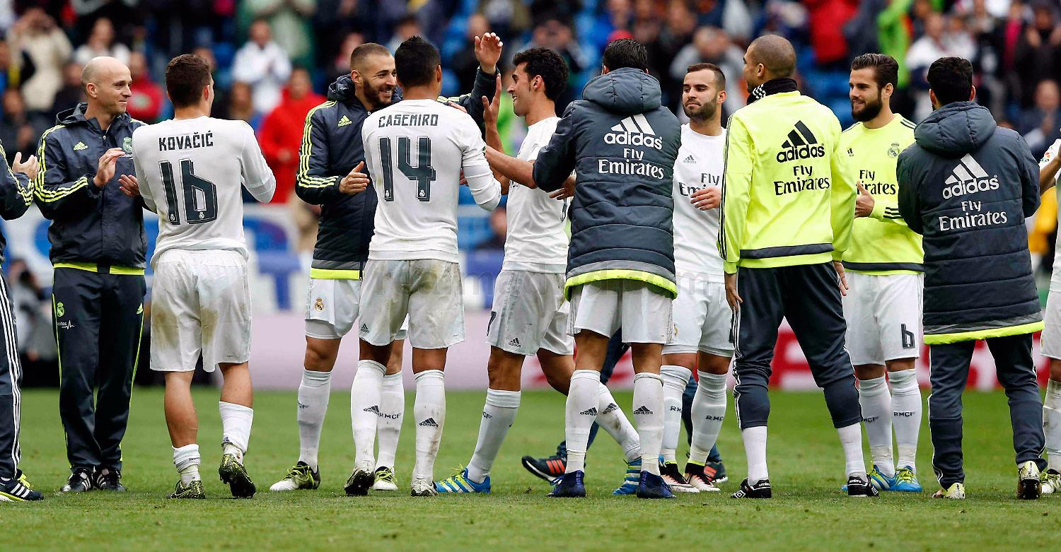 Real Madrid - Despedida Arbeloa - 08-05-2016
