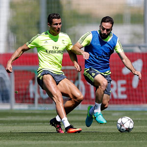 Real Madrid - Entrenamiento del Real Madrid - 19-05-2016