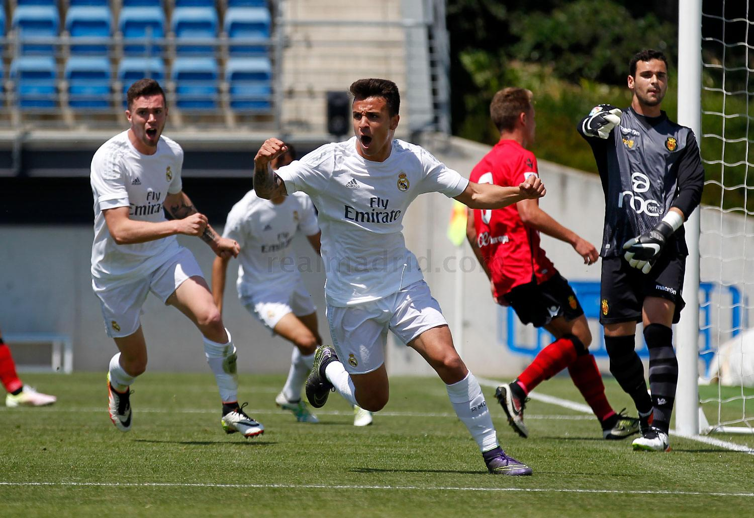 Real Madrid - Juvenil A - Mallorca - 21-05-2016