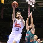 Baloncesto Sevilla - Real Madrid