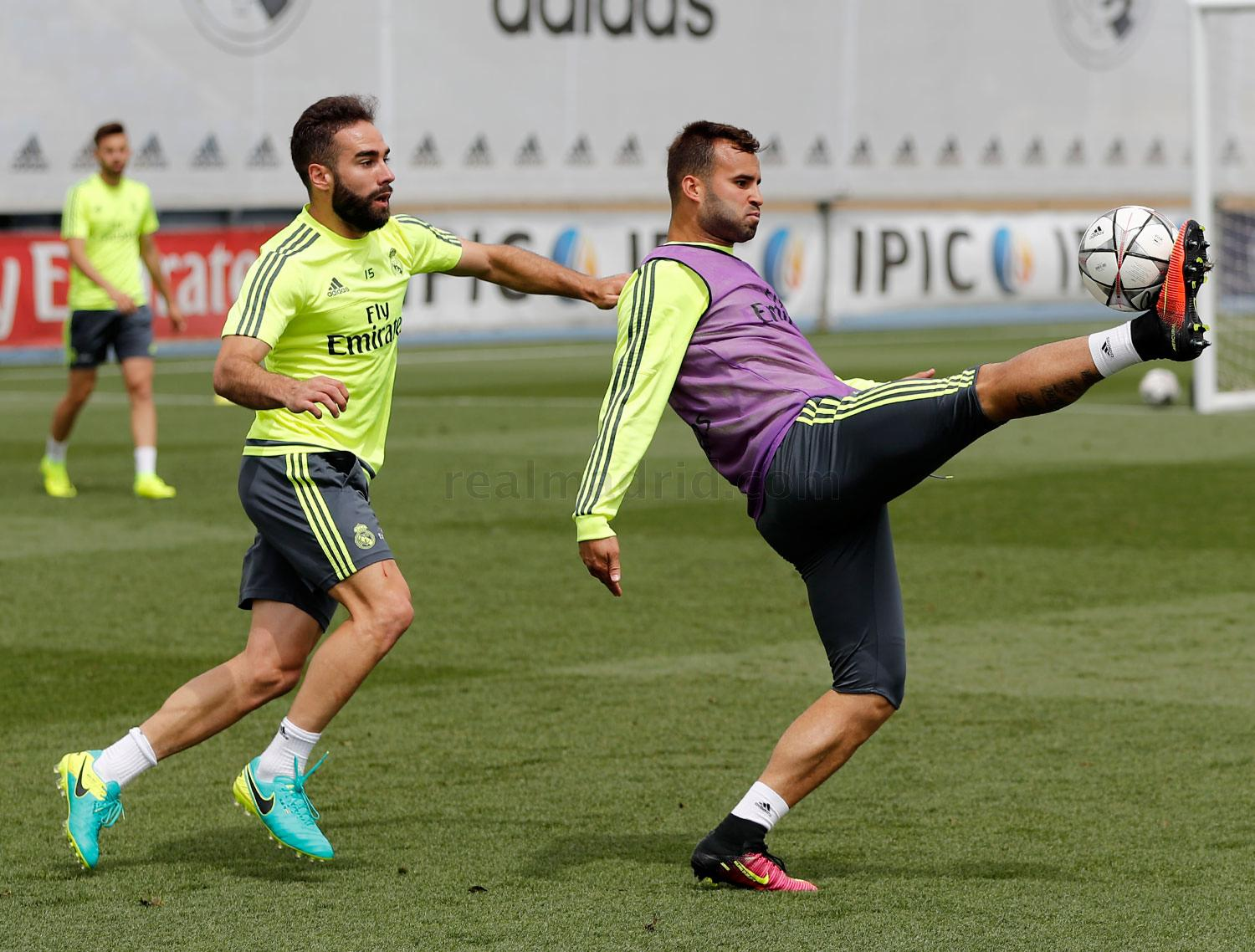 Real Madrid - Entrenamiento del Real Madrid - 25-05-2016