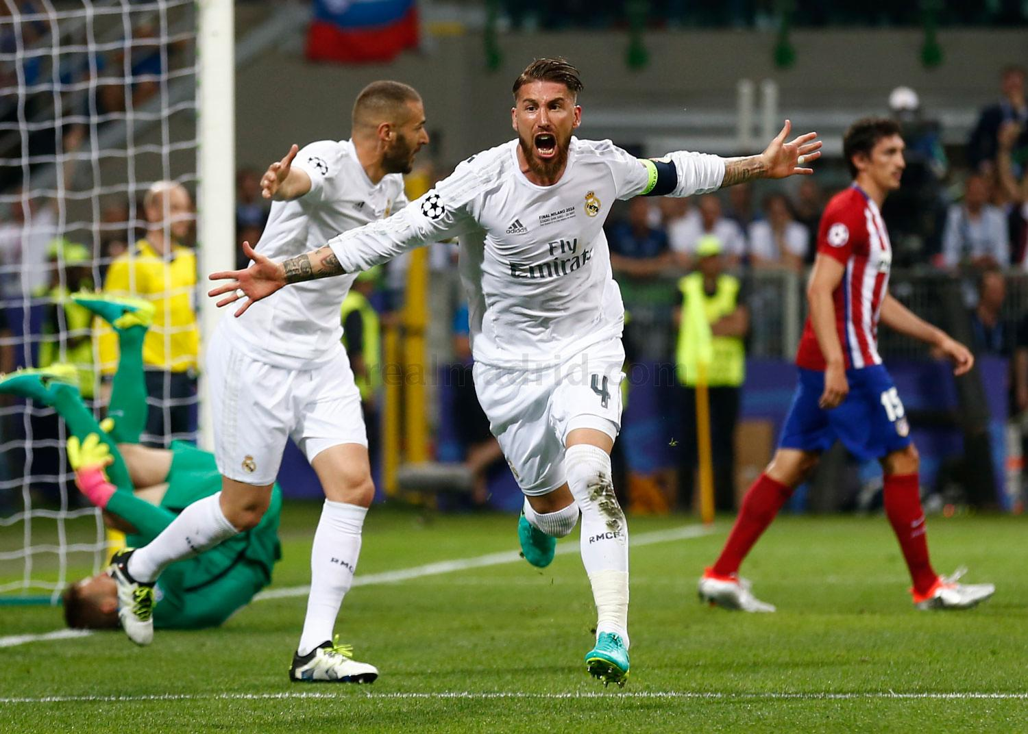 VIDEO: Real Madrid - Atletico de Madrid 1:1 (5:3)