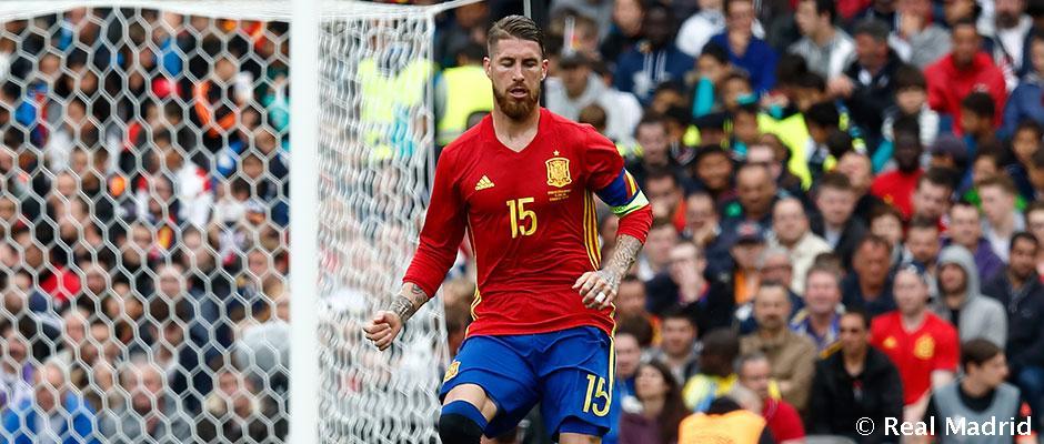 1-0: ესპანეთმა ჩეხეთი დაამარცხა