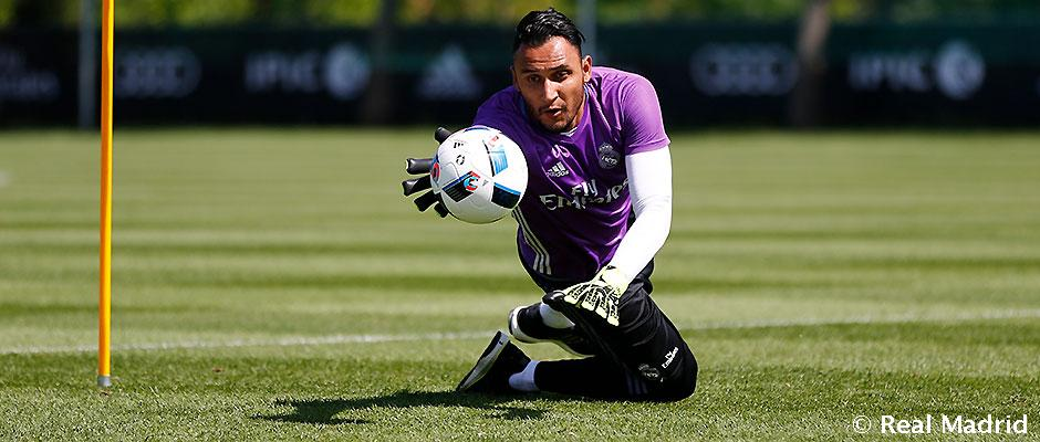 Image result for keylor navas 2017