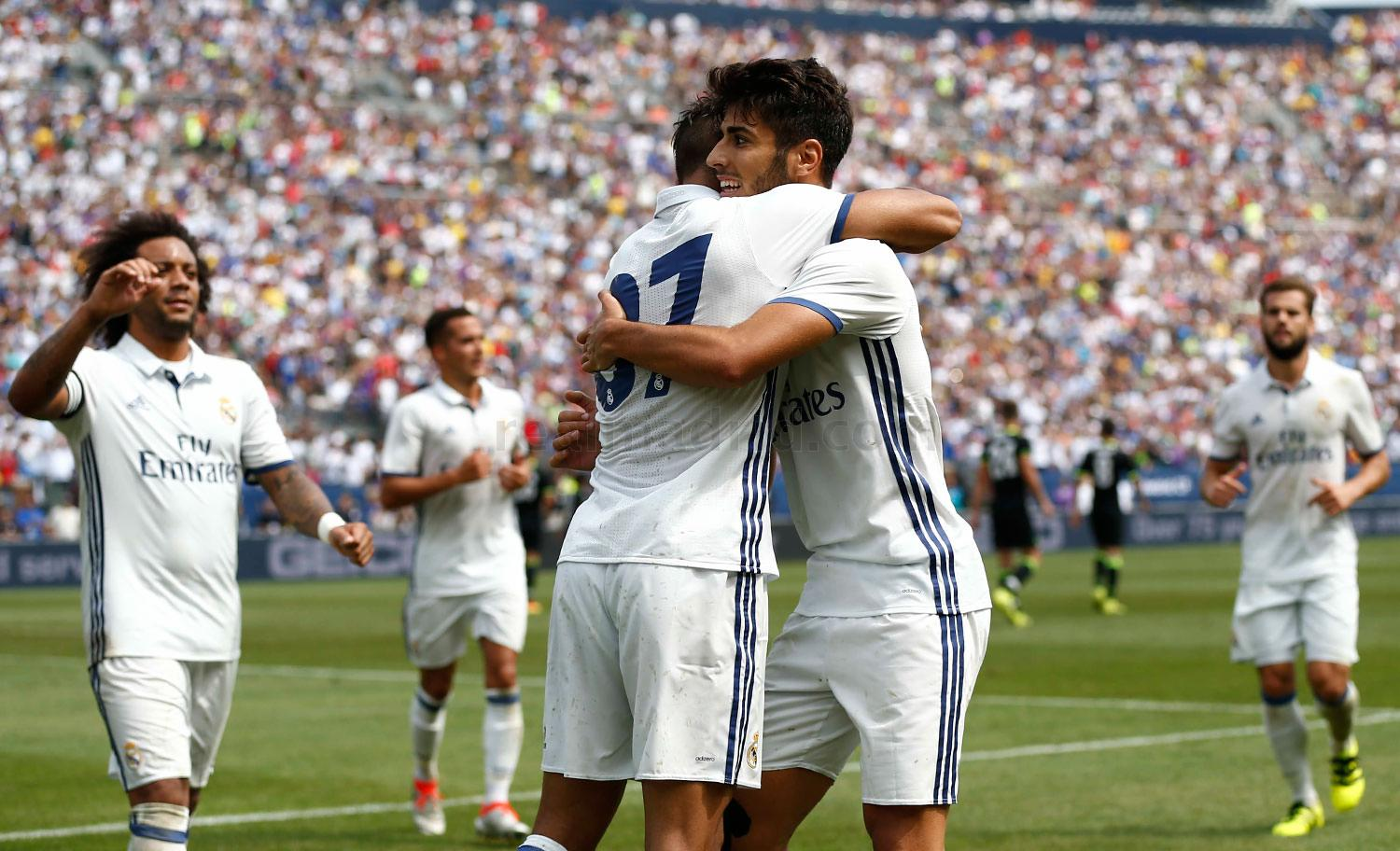 Real Madrid - Real Madrid - Chelsea - 30-07-2016