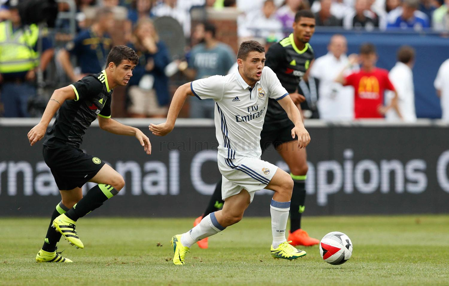 Real Madrid - Real Madrid - Chelsea - 31-07-2016