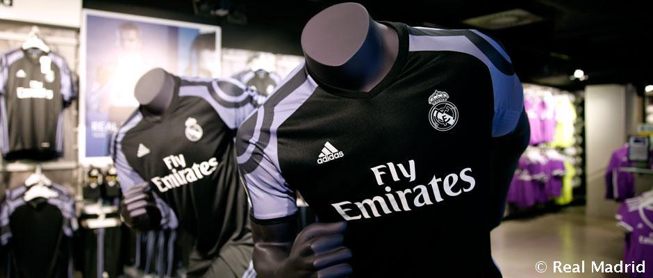 e5535ec60f Así es la tercera camiseta del Madrid para la temporada 2016/17 ...