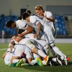 Real Madrid Castilla - Real Sociedad B
