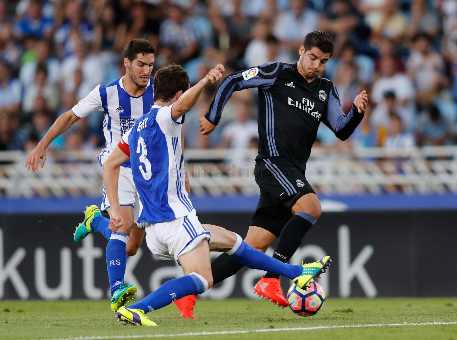 Real Madrid - Real Sociedad - Real Madrid - 21-08-2016
