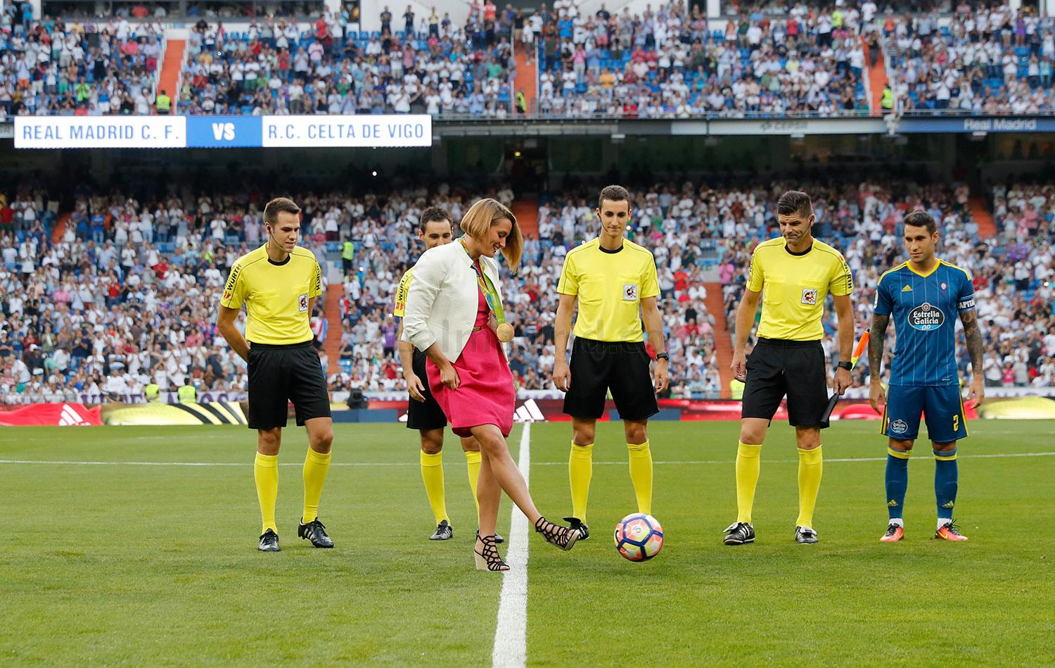 Real Madrid - Real Madrid - Celta - 27-08-2016