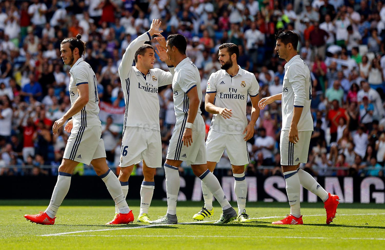 Real Madrid - Real Madrid - Osasuna - 10-09-2016