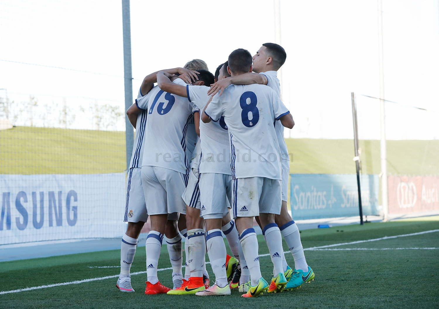 Real Madrid - Real Madrid Castilla - Leioa - 18-09-2016