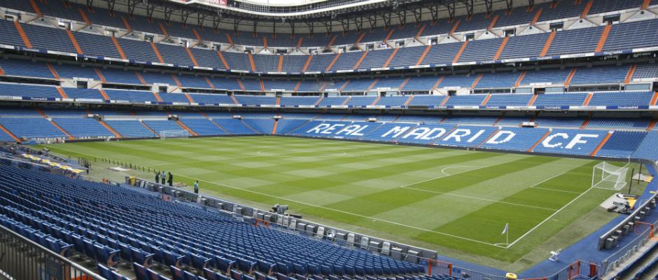 Santiago bernab u stadium real madrid cf for Puerta 38 santiago bernabeu