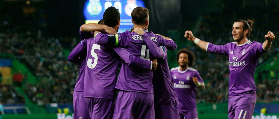 Sporting de Portugal - Real Madrid