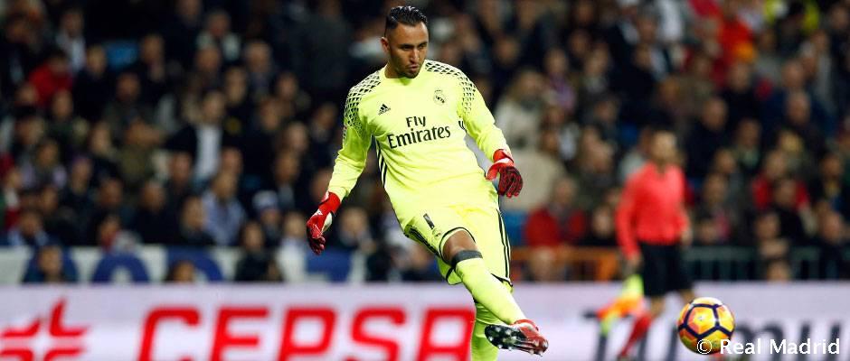 Video: Keylor Navas, 50 vitórias no Real Madrid