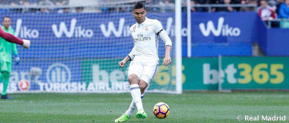 Video: Casemiro: 50 partai di Liga bersama Real Madrid
