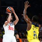 Semifinal Fenerbahçe - Real Madrid. Final Four 1617