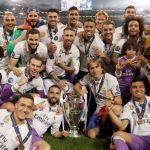 This is how Real Madrid celebrated la Duodécima