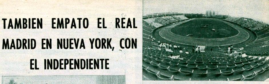 Las giras del Real Madrid por EEUU