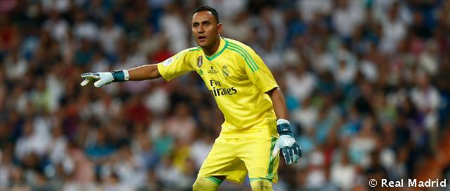 Keylor Navas, 100 games for Real Madrid
