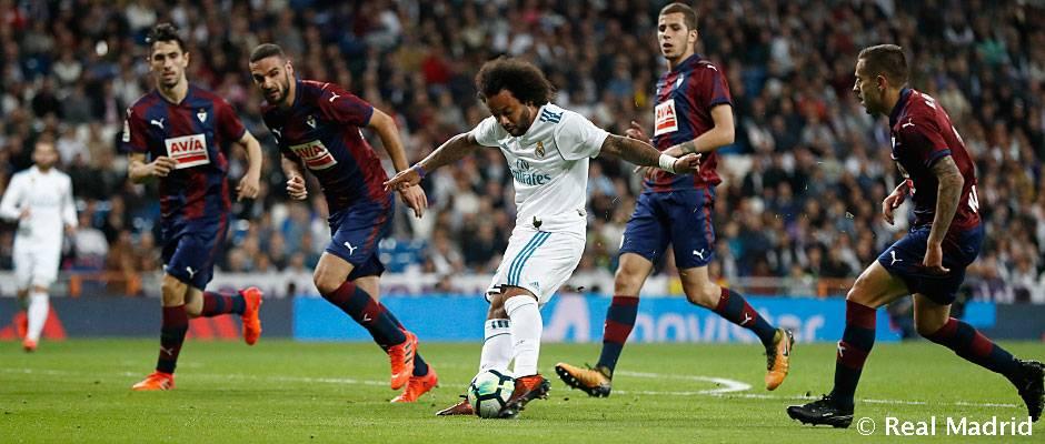 Video: A grande jogada do Madrid que culminou no golo de Marcelo