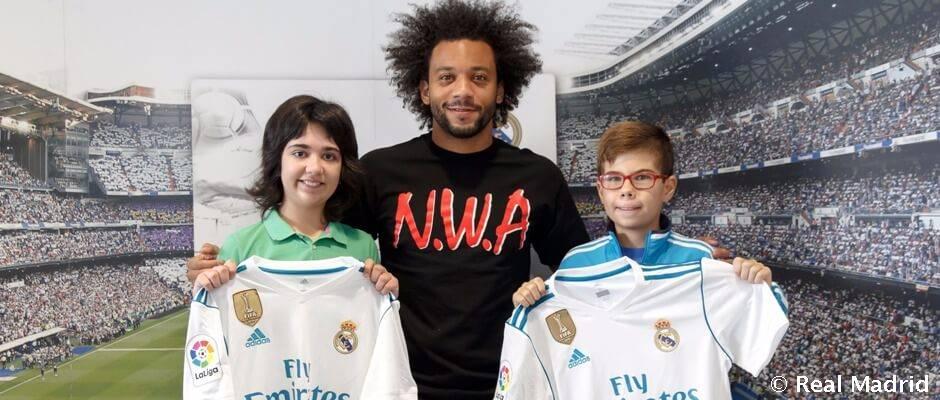 Video: Entrega de premios de la revista Hala Madrid Nº63 y Hala Madrid Junior Nº56