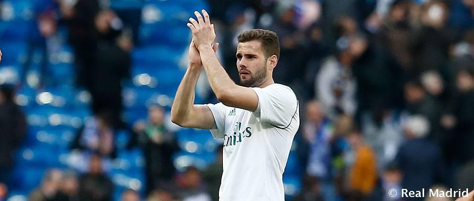 Video: Nacho: 150 Real Madrid appearances