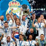 See how Real Madrid celebrated La Decimotercera