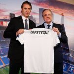 Julen Lopetegui presented as Real Madrid head coach