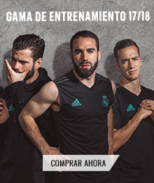 Nueva Camiseta Training 2017/18