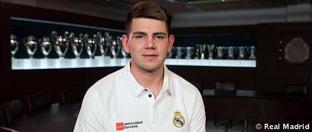 """Video: Deck: """"El Madrid siempre tiene en mente ganar, es un gran paso en mi carrera"""""""