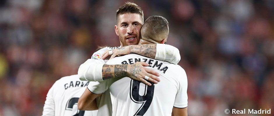 Video: Real Madrid-Leganés: em busca do terceiro triunfo consecutivo na Liga