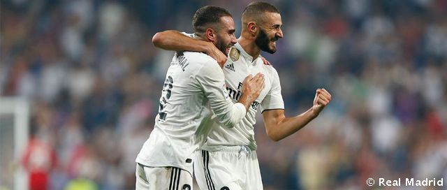 Benzema has now scored against all of his LaLiga opponents
