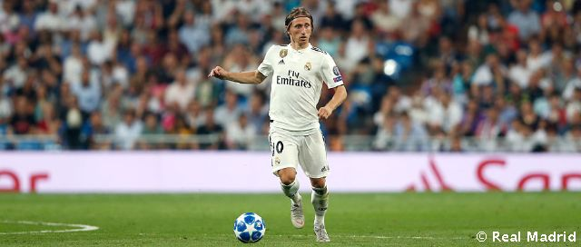 Modric and his brilliant assists