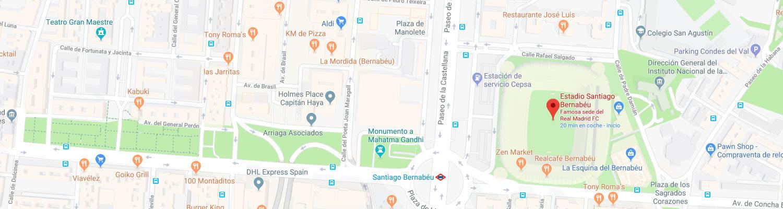 Santiago Bernabéu Tour | Bernabéu Tickets and Prices | Real ... on madrid paseo, madrid park, madrid night life,