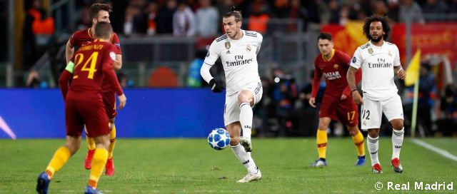 """Bale: """"Our target was to progress and finish top of the ..."""