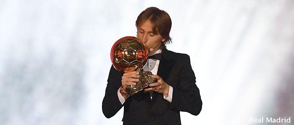 Video: Modric: Es la temporada de mis sueños y no puedo pedir más