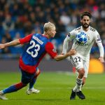 Real Madrid - CSKA Moscú