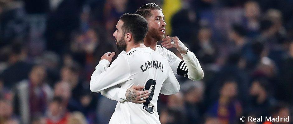 Video: Real Madrid-Girona: à conquista da sexta vitória seguida na Liga