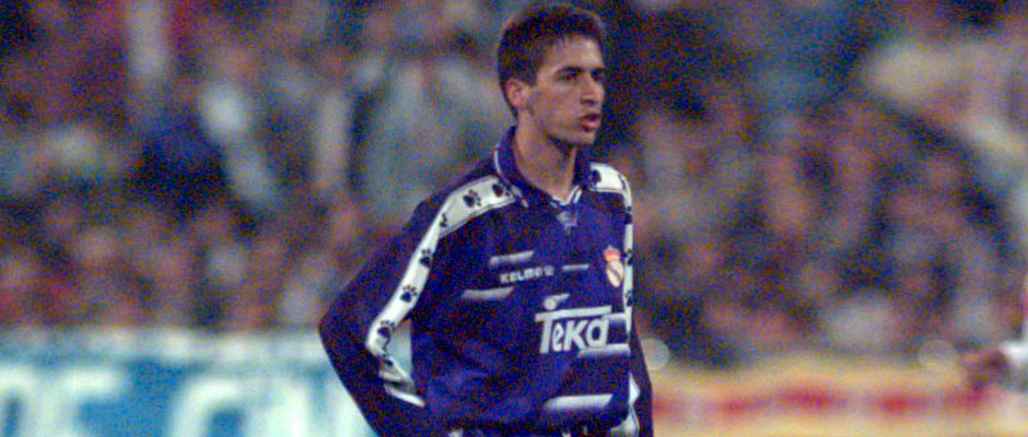 Goals with history: Raúl season 1994 - 1995