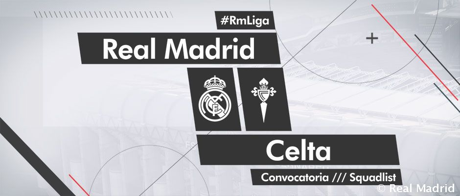 Video: 19-man squad for match against Celta